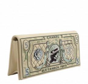 Chanel Dollar Bag Runway Limited Edition