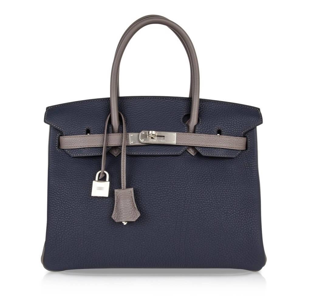 Hermès Birkin 30 Bi-Color Special Order Bag