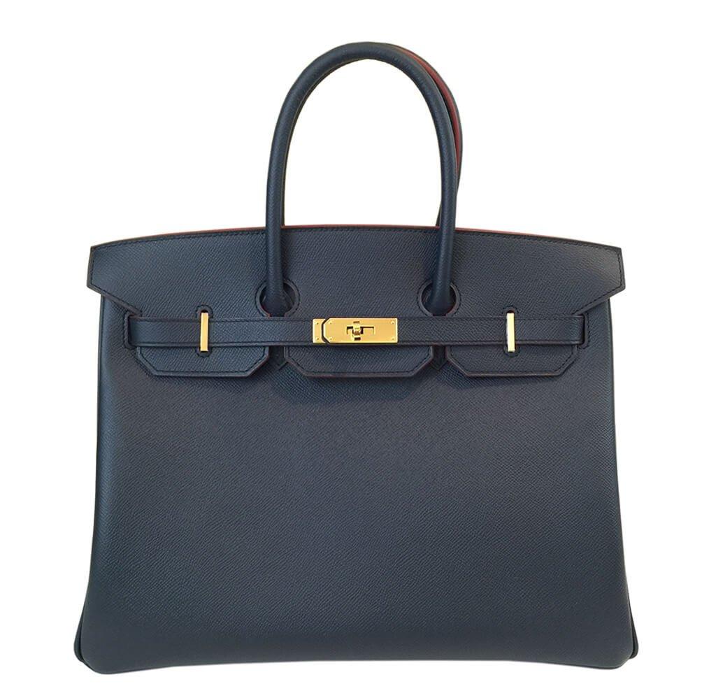 641b9e88e4c1 Hermes Birkin Bag Bleu Indigo Epsom ...
