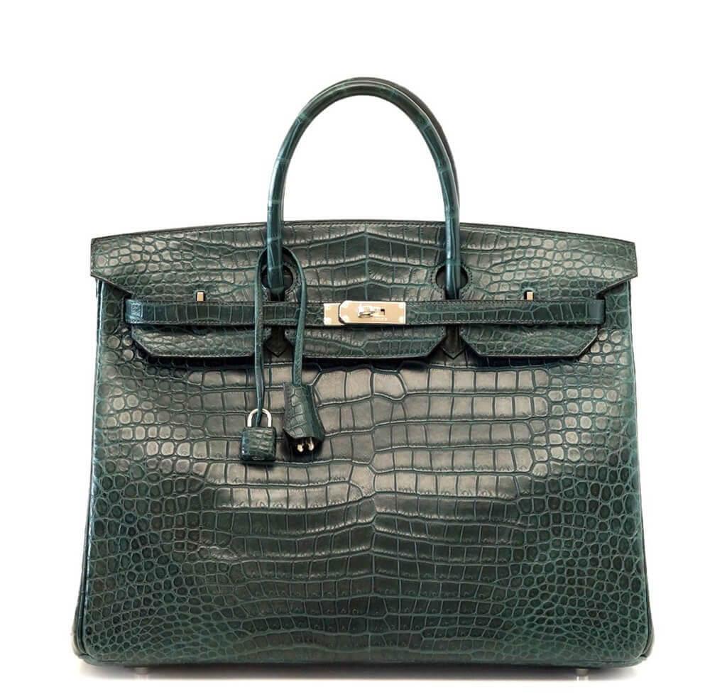 where are brighton purses made - Hermes Kelly 35 Supple Alligator Sanguine Bag | Baghunter