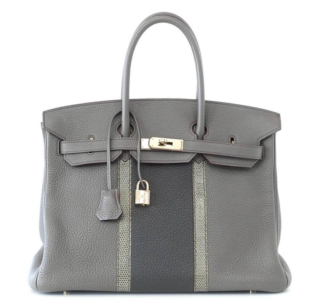 063404e3f5 Hermès Club Birkin 35cm Tri-Color - Limited Edition
